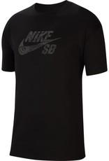 Nike USA, Inc. Nike SB Boro Logo Tee Black/Anth.