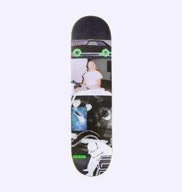 Quasi Skateboards CBD Car Black 8.0