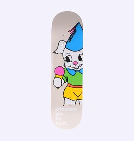 Quasi Skateboards Go To Hell Creme 8.5
