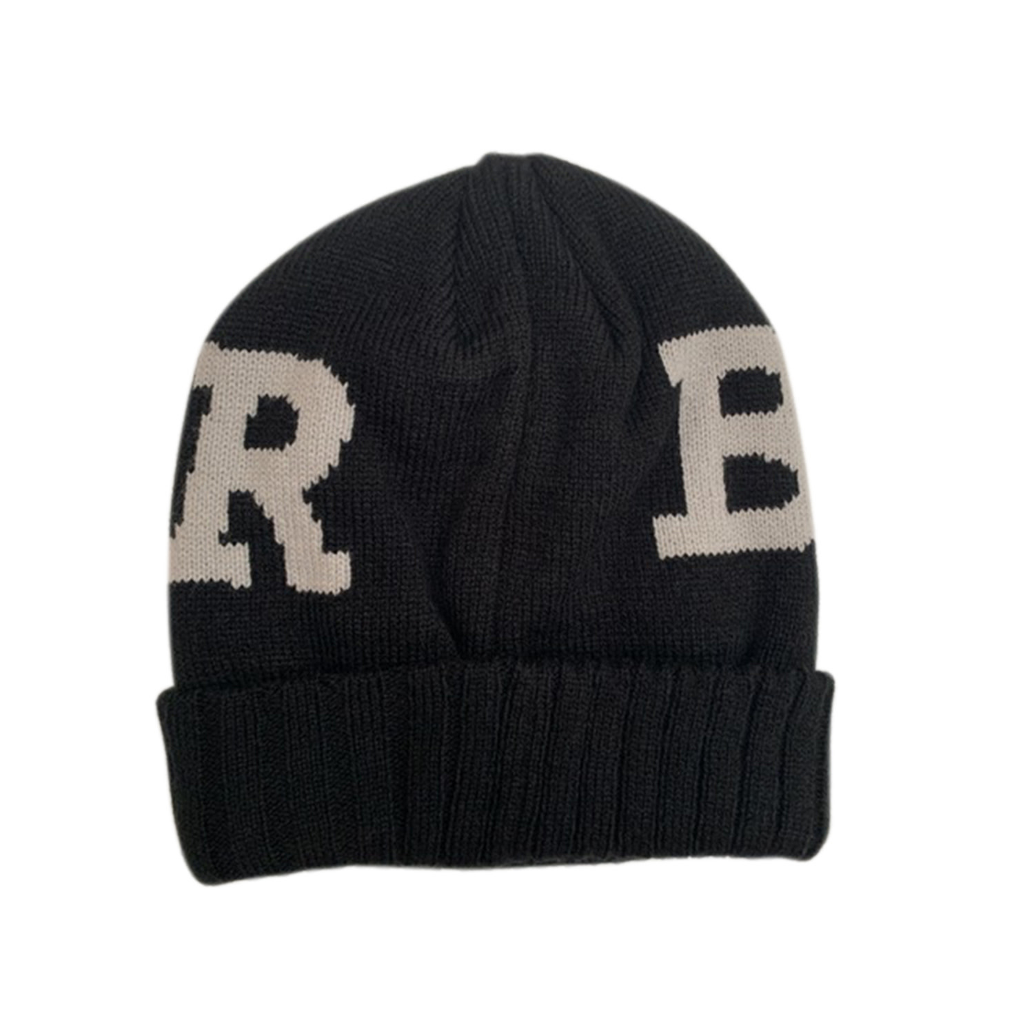 Baker Skateboards Ribbon Black Beanie