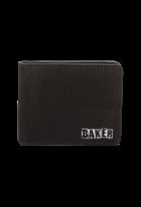 Baker Skateboards Brand Logo Black Corduroy Wallet