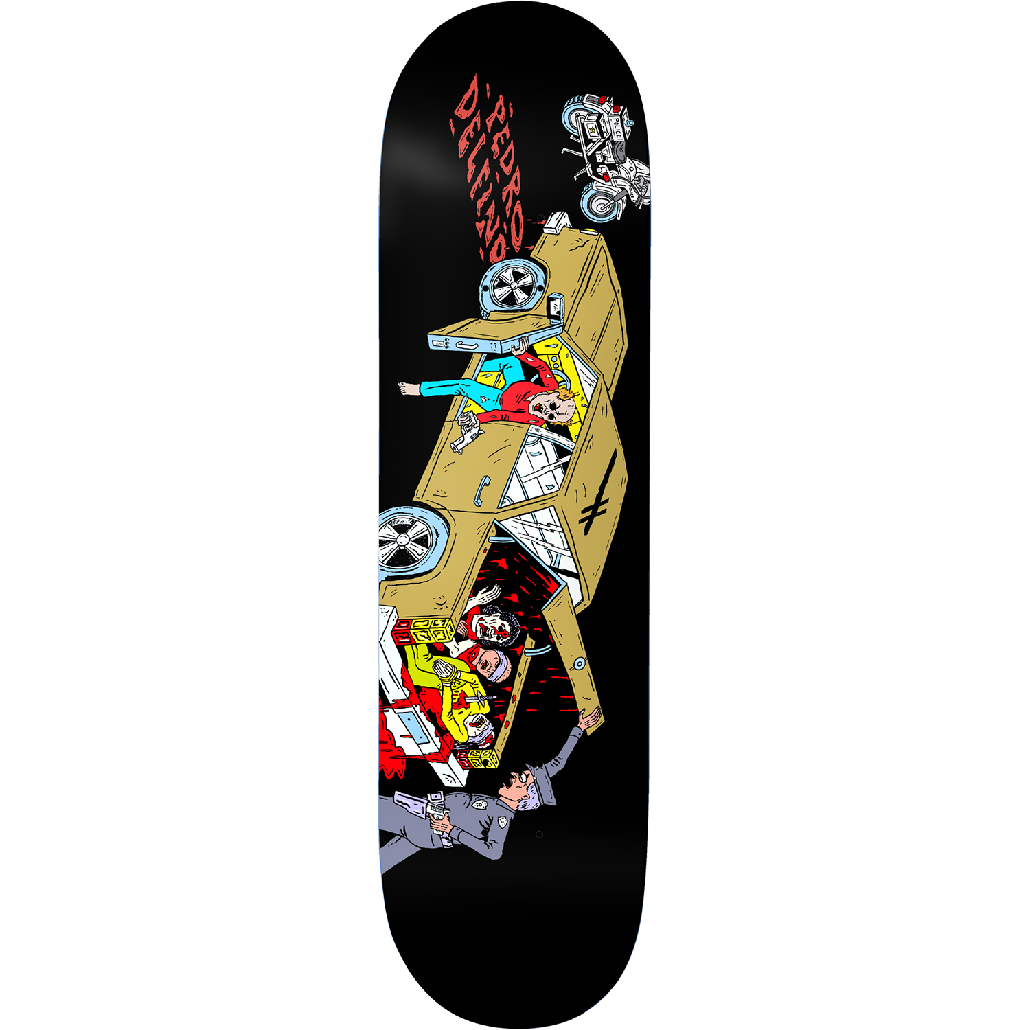 """Deathwish Skateboards PD Discovery 8.0"""""""