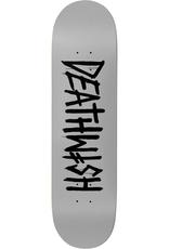 """Deathwish Skateboards Death Tag Grey Pearl 7.87"""""""