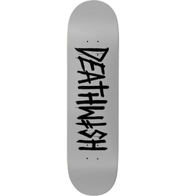 Deathwish Skateboards Death Tag Grey Pearl 7.87""