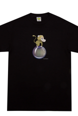 Frog Skateboards Monkey Bubble Black Large