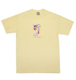 Frog Skateboards Tree Spirit Light Yellow