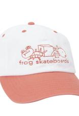 Frog Skateboards Master Hat Coral