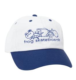 Frog Skateboards Master Hat Blue