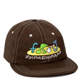 Frog Skateboards Egg Breaker Hat Brown