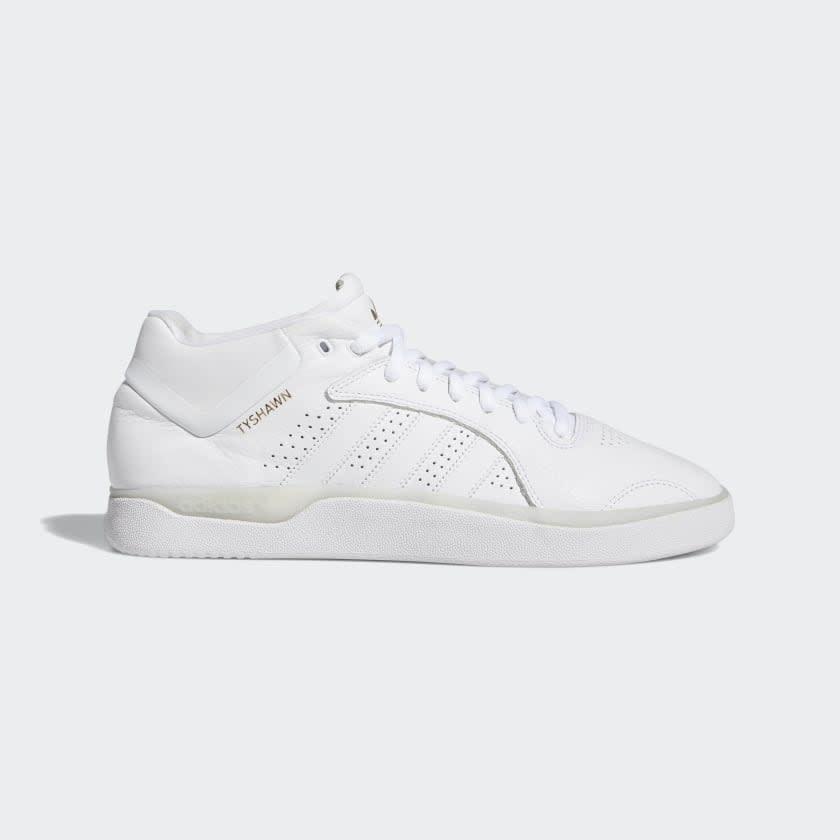 Adidas Tyshawn Pro White/White