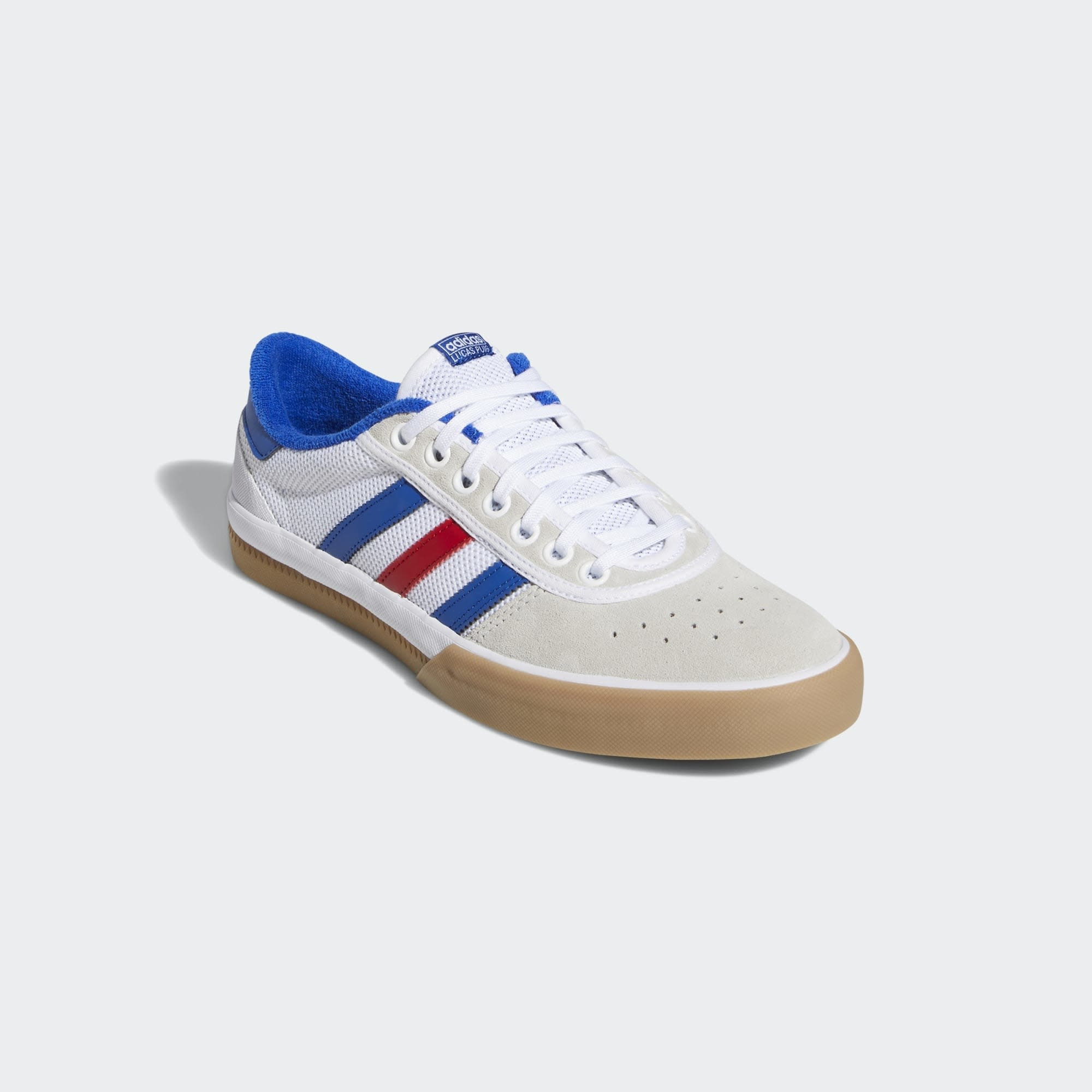 Adidas Lucas Prem. White/Royal
