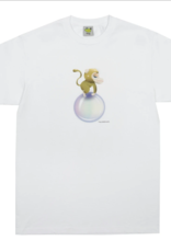 Frog Skateboards Monkey Bubble White Medium