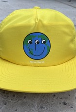 APB Skateshop Happy World Snapback Yellow
