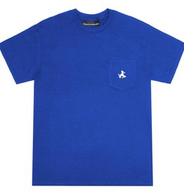 CallMe917 Legs Pocket Tee Royal