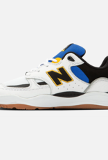 New Balance Numeric 1010 Tiago White/Blue Suede