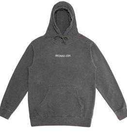 CallMe917 Small Dailtone Pullover Hood Pigment Black