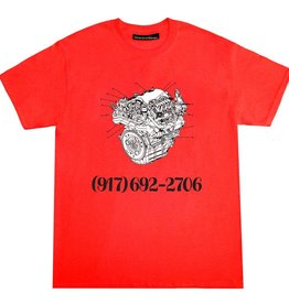 CallMe917 Engine Dailtone Red M