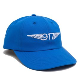 CallMe917 Team Wings Hat Navy