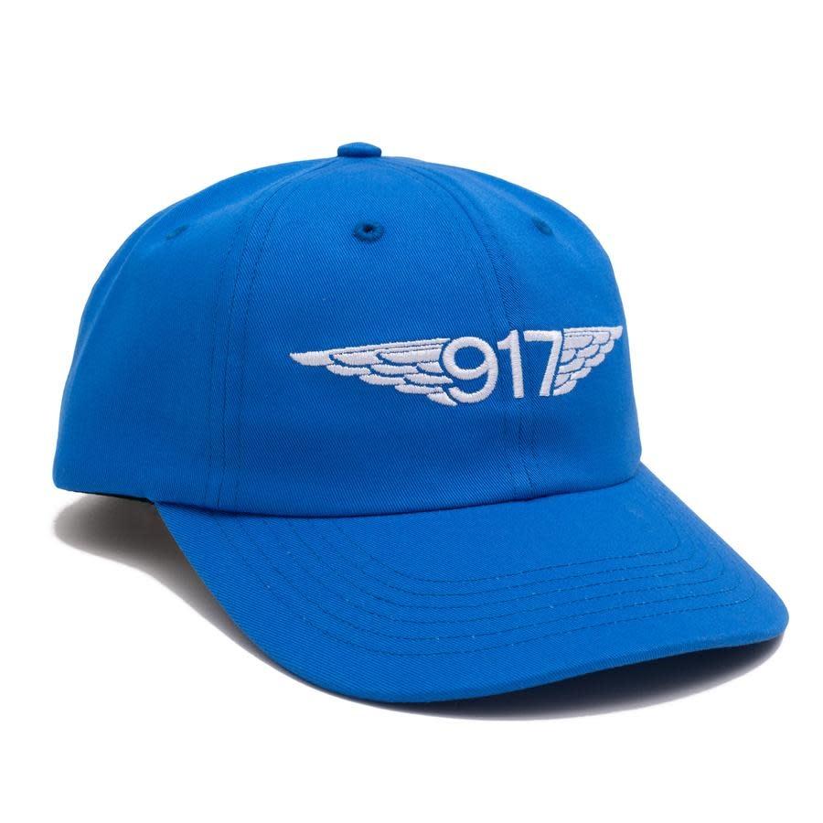 Call Me 917 Team Wings Hat Navy