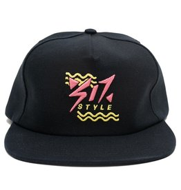 Call Me 917 917 Style Hat Black