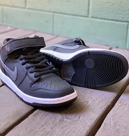 Nike USA, Inc. Nike SB Dunk Mid Pro ISO Black/Dark Grey