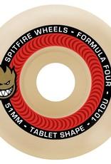 Spitfire Wheels Spitfire F4 101d Tablets Natural 52mm