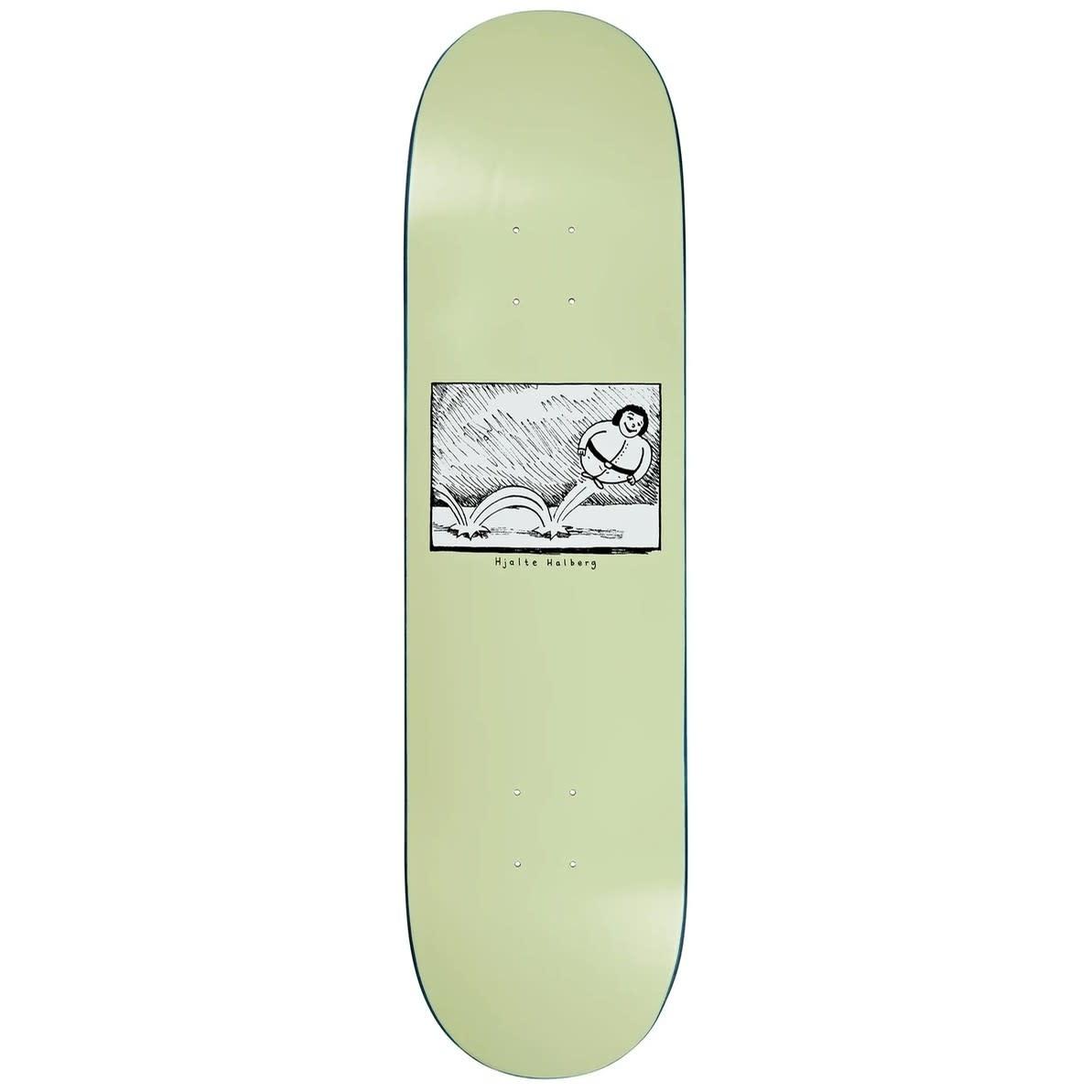 Polar Skate Co. Hjalte Bounce 8.25 Light Green