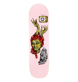 "Welcome Skateboards Beldam on Big Bunyip 8.5"" Pink"