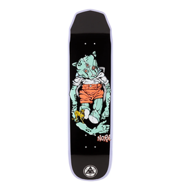 """Welcome Skateboards Teddy on Wicked Princess 8.125"""" Lavender Dip"""
