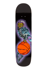 "Welcome Skateboards Hooter Shooter on Bunyip Mid 8.25"" Black"