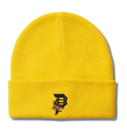Primitive Dirty P Scorpion Gold Beanie