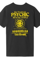 HUF Psychic Temple Black
