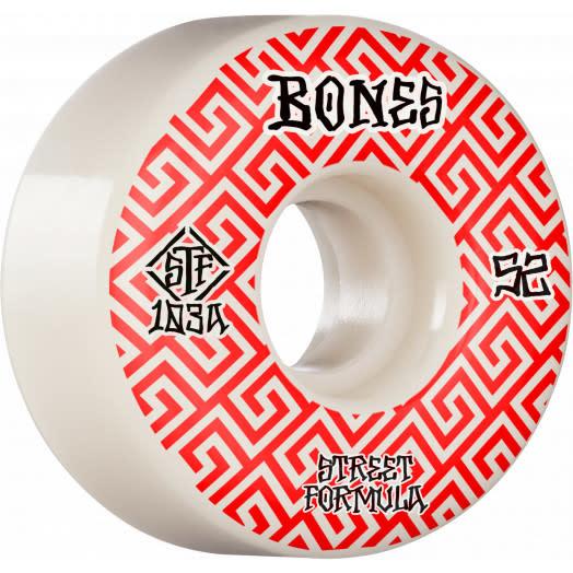 Bones Patterns Street Tech 52 V2