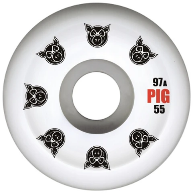 Pig Wheels Pig Head Multi C-Line 53mm
