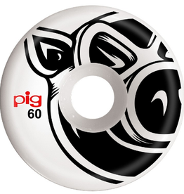 Pig Wheels Pig Head C-Line 60mm