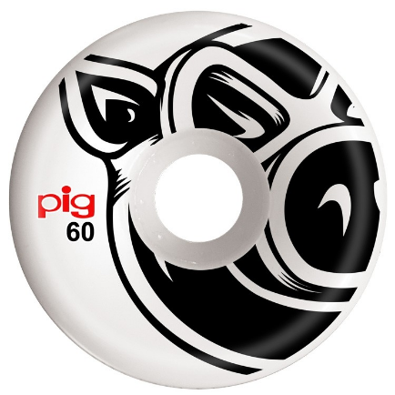 Pig Wheels Pig Head C-Line 60mm