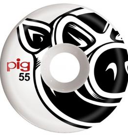 Pig Wheels Pig Head C-Line 55mm