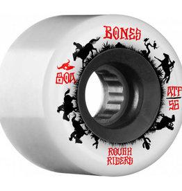 Bones Rough Riders Wrangler 80a 56 White