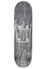 """WKND Silver Logo 8.75"""""""