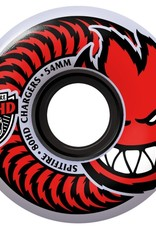 Spitfire Wheels Spitfire 80hd Charger Classic Clear 54mm