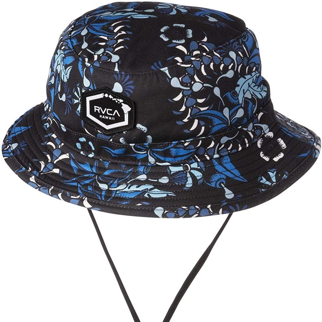 RVCA Dmote Bucket Hat Navy