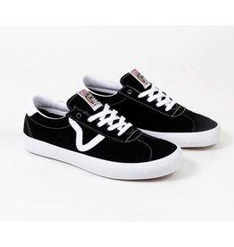 Vans Shoes Epoch Sport Pro Black/White