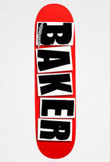 Baker Skateboards Brand Logo Black 8.38""