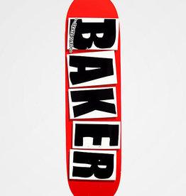 """Baker Skateboards Brand Logo Black 8.38"""""""