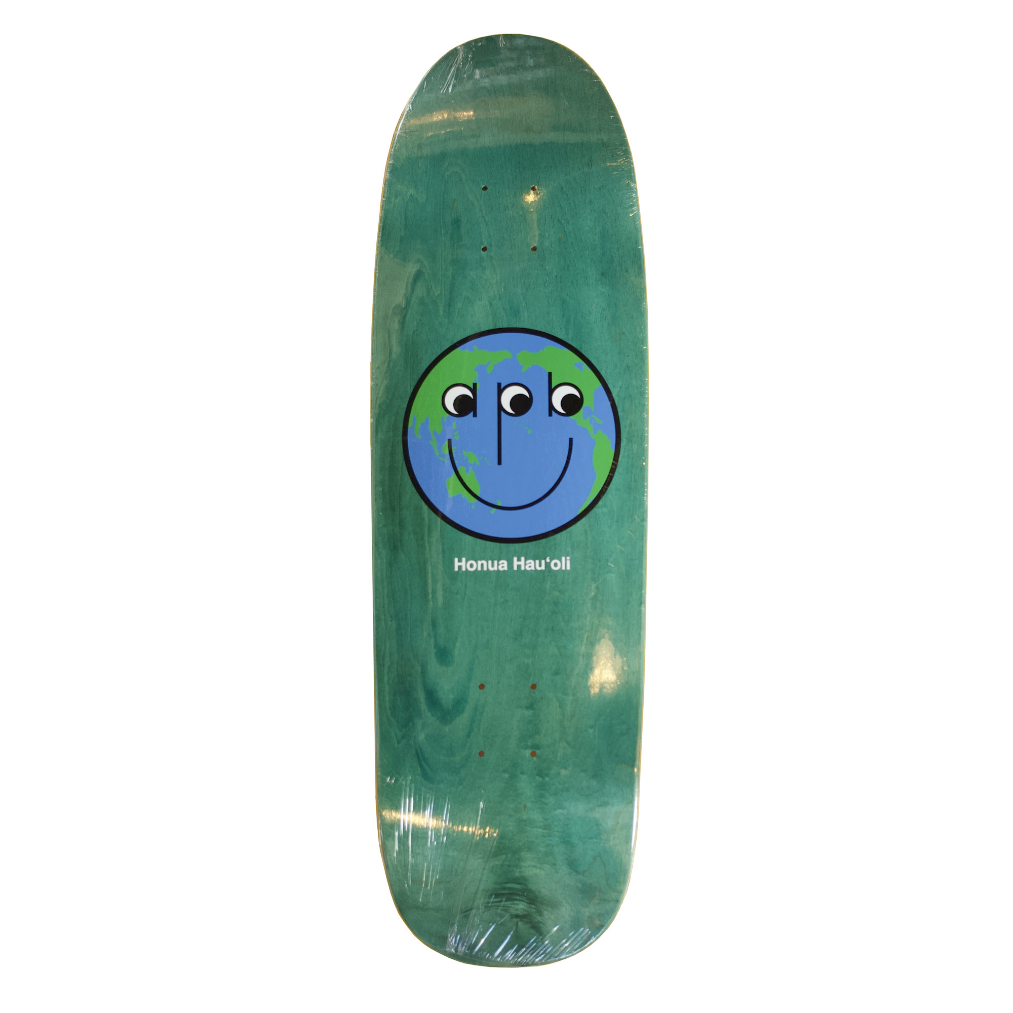 APB Skateshop APB Happy World Deck Shaped 9.0""