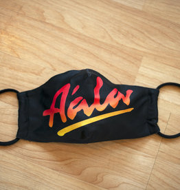 APB Skateshop APB A'alva Face Mask Black