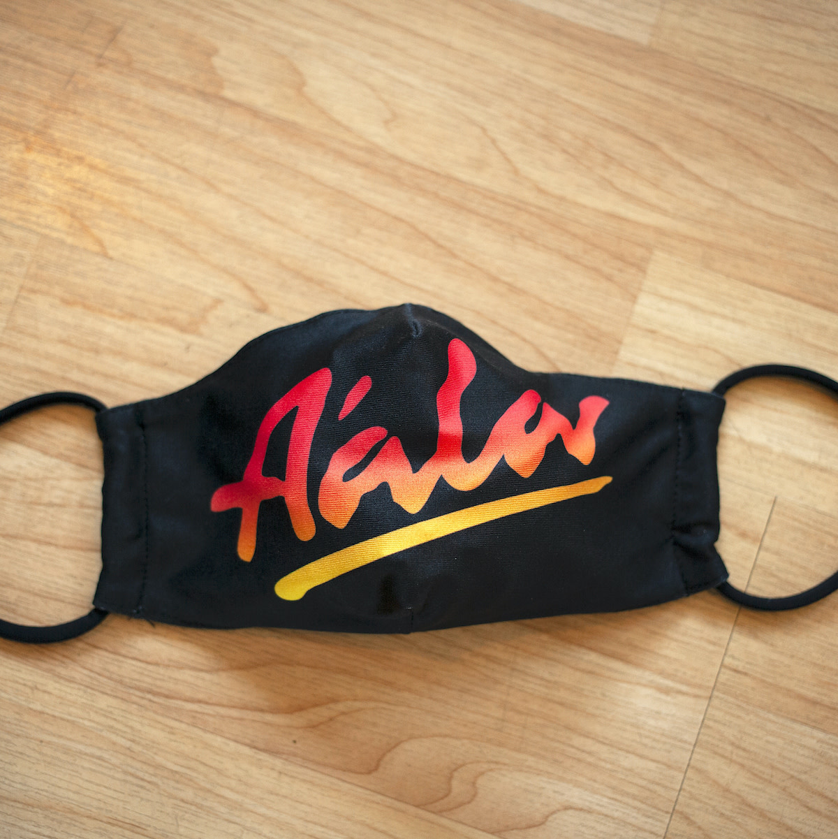 APB Skateshop APB A'alva Face Mask Black