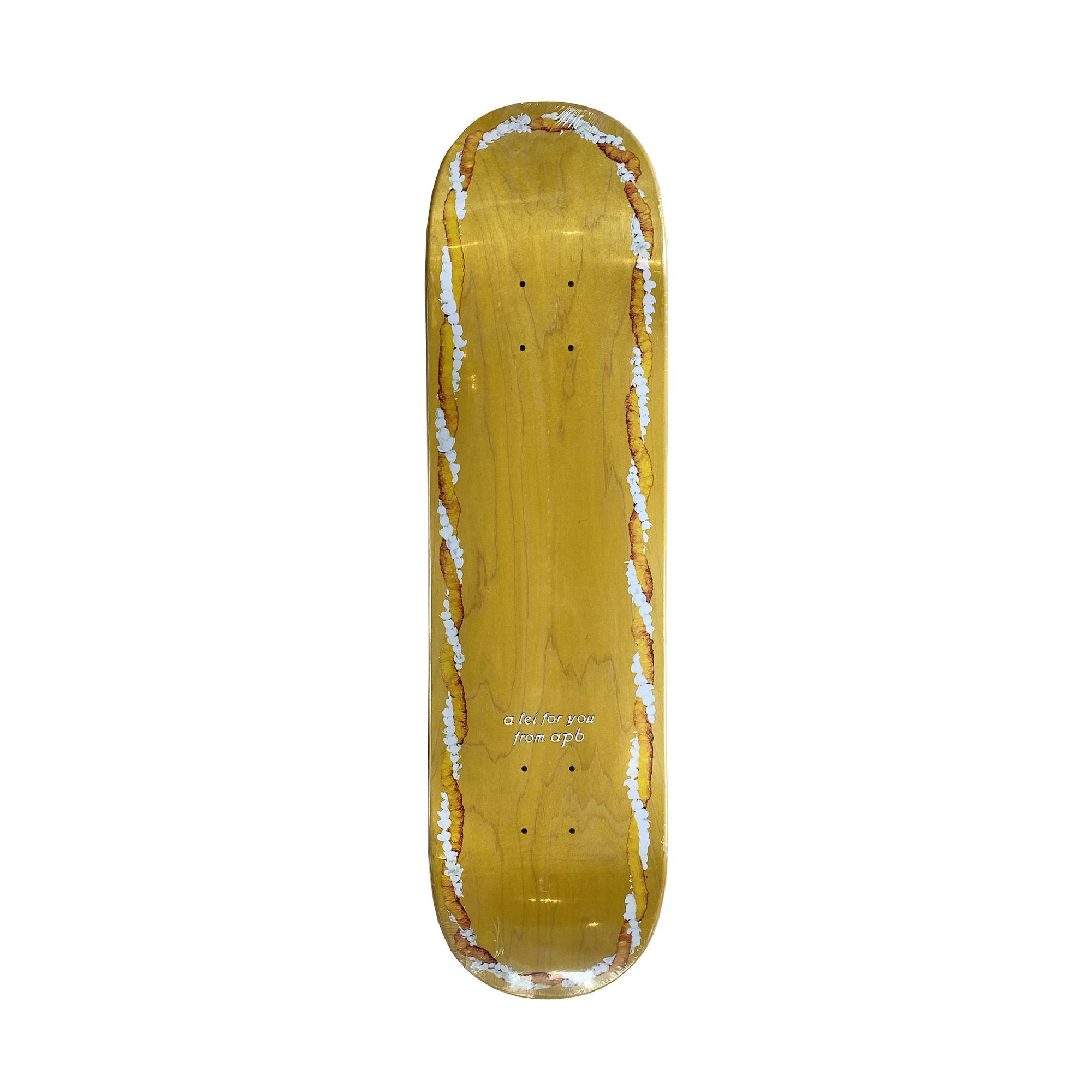 APB Skateshop APB Lei Deck 2 8.75