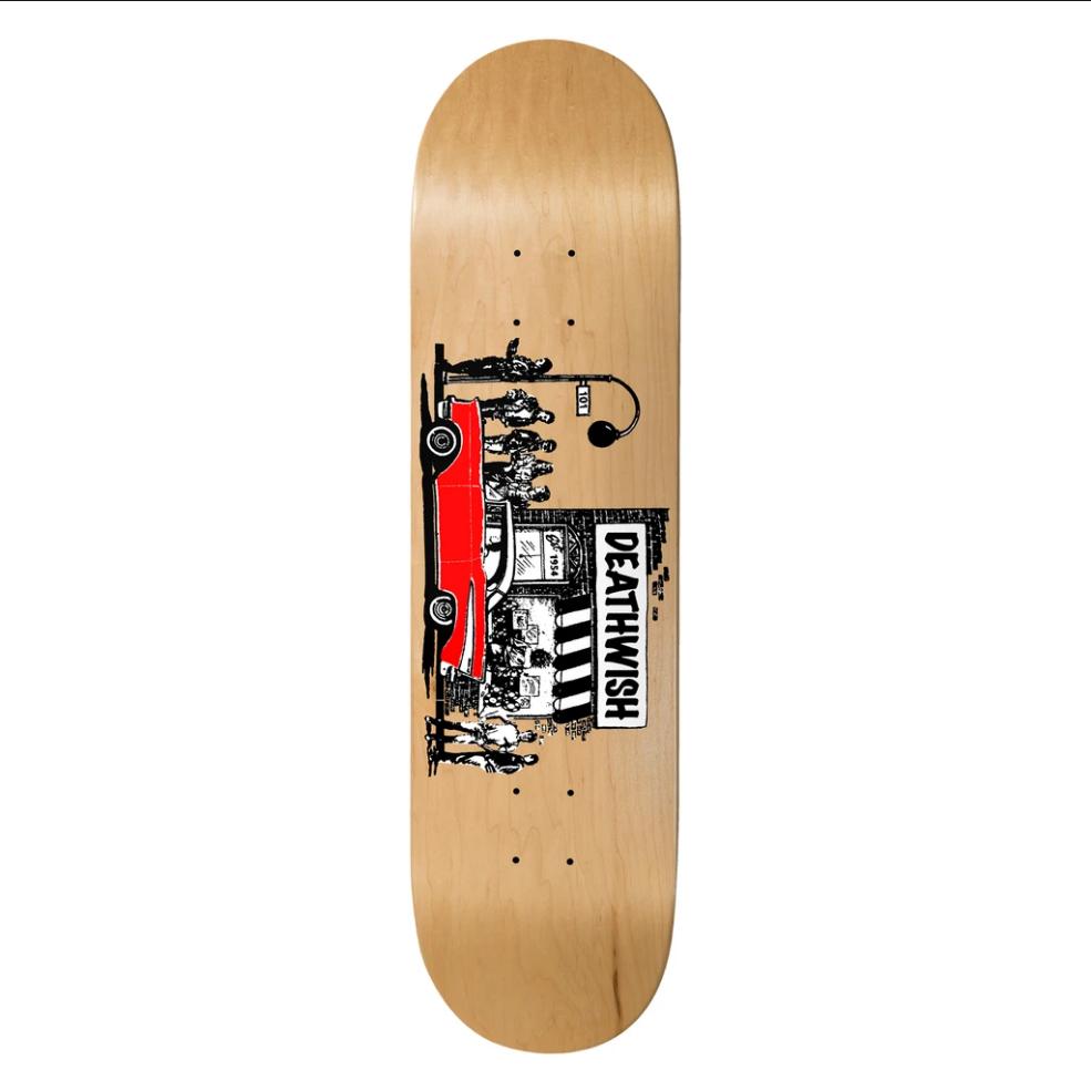 "Deathwish Skateboards The Shop 8.475"""