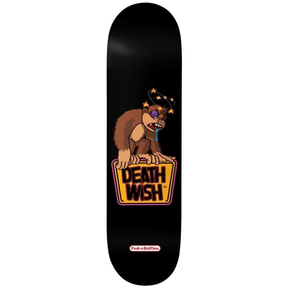 Deathwish Skateboards PD Knocked Out 8.125""